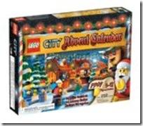 Lego Advent